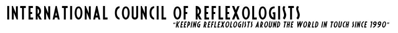 INTERNATIONAL COUNCIL OF REFLEXOLOGISTS